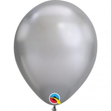 """Balloons 11"""" AOP Moustache Styles Pk50"""