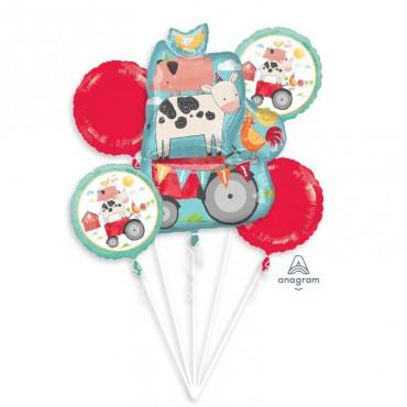 Bubbles Animals Assorted Pk24