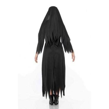 Costume Adult 60's Flared Pants Black ML